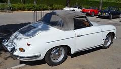 PORSCHE 356 B T5 Cabriolet - 1960 (SASSAchris) Tags: porsche 356 castellet circuit voiture allemande httt htttcircuitpaulricard htttcircuitducastellet ricard stuttgart cabriolet ferdinand 10000 tours 10000toursducastellet 356b b t5