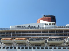 Cunard Line RMS Queen Mary 2 (josh83680) Tags: oceanliner ocean liner cunardline cunard line rms queen mary 2