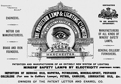 Protector Lamp & Lighting Co. 1904 (growlerthecat) Tags: