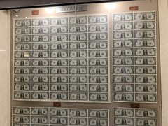 Washington DC (taurussun) Tags: money washingtondc bureauofengravingandprinting dollar dollarbill