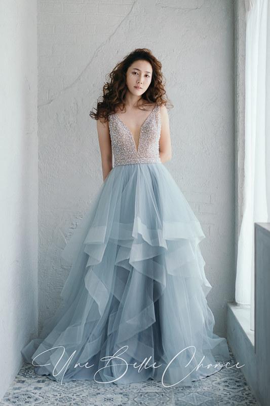 48306417671_f49bc02d51_c BH-608莫蘭迪灰藍珠寶晚禮服