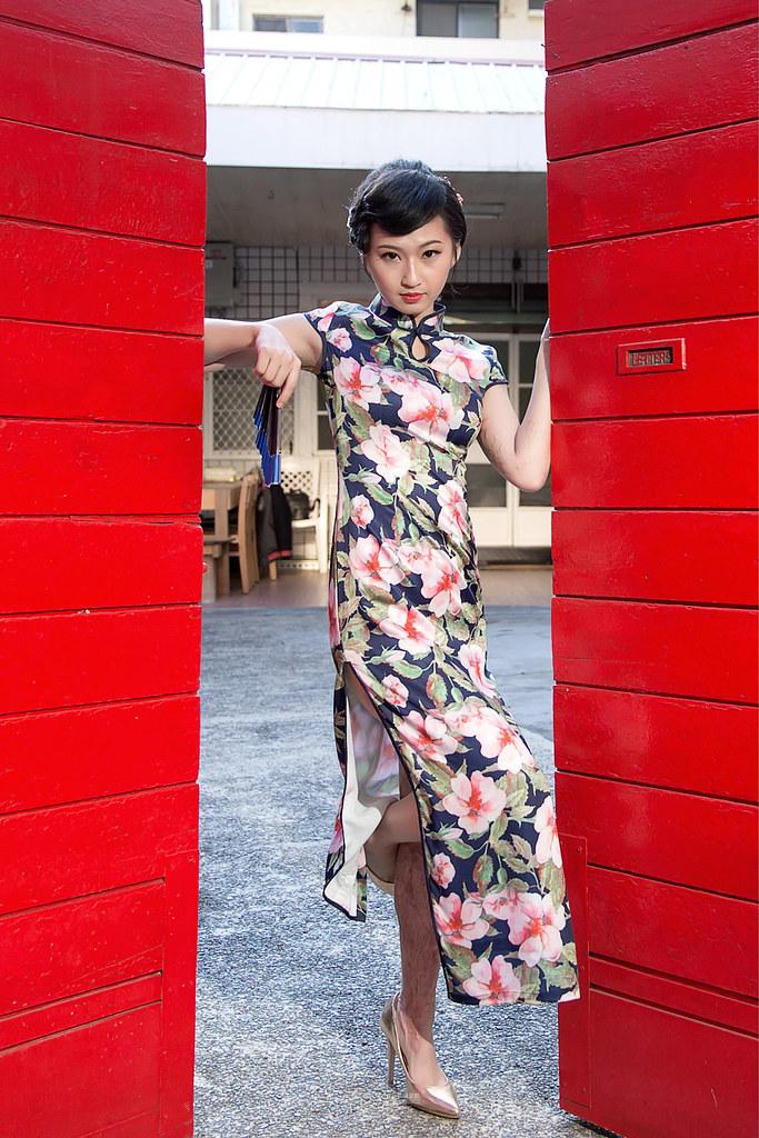 台南旗跑 | 旗袍寫真 14