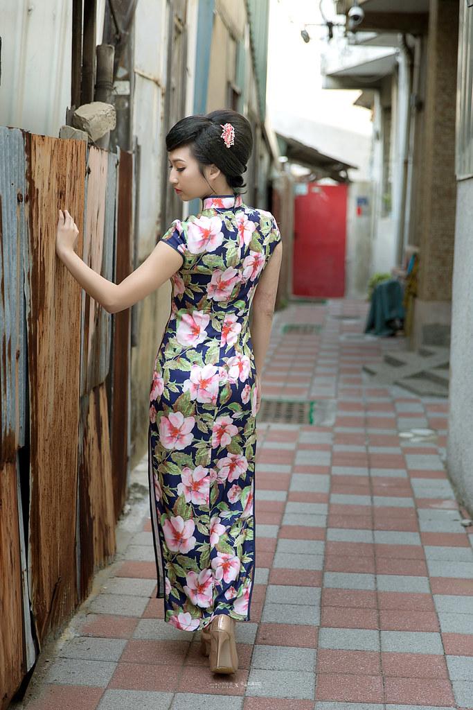 台南旗跑 | 旗袍寫真 12