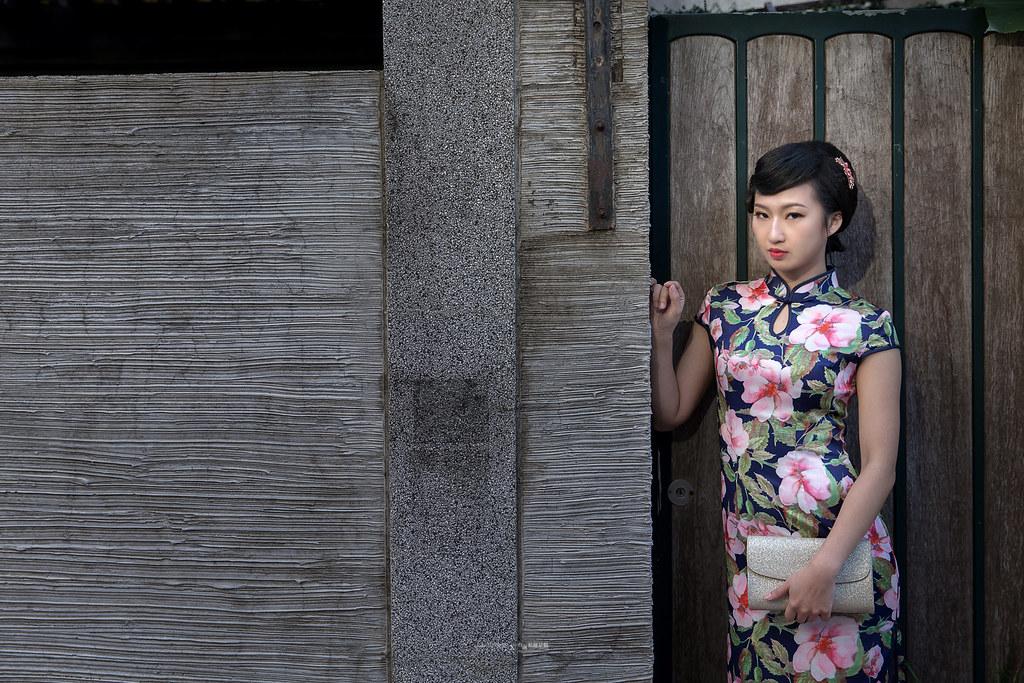 台南旗跑 | 旗袍寫真 10