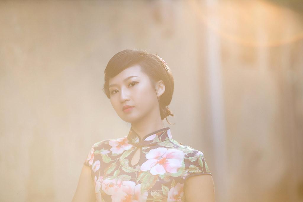 台南旗跑 | 旗袍寫真 1
