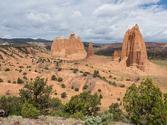 Cathedral Valley (usareisetipps) Tags: cathedralvalley capitolreef nature landscape usa utah travel