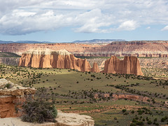 Cathedral Valley (usareisetipps) Tags: cathedralvalley capitolreef nature travel usa utah nationalpark landscape