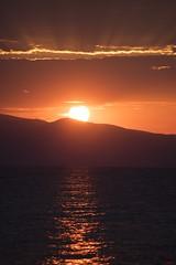 Wish Granted (Vladimir Gasai) Tags: athens nikon d750 lanscape sea sun sunset photography 70300mm