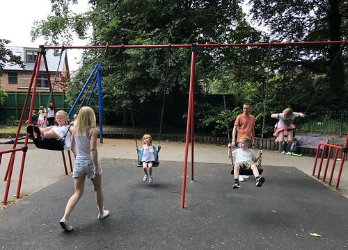 Little swingers