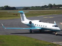 N461GT Gulfstream G450 (Deeside Trading Company Ltd) (Aircaft @ Gloucestershire Airport By James) Tags: luton airport n461gt gulfstream g450 deeside trading company ltd bizjet eggw james lloyds
