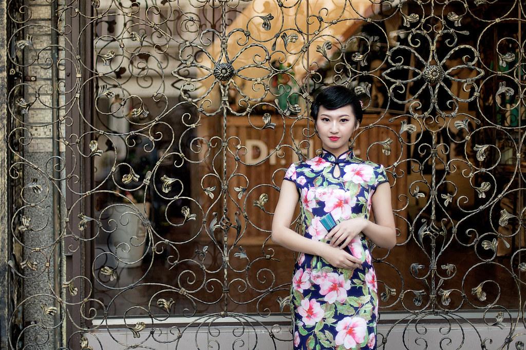 台南旗跑 | 旗袍寫真 19