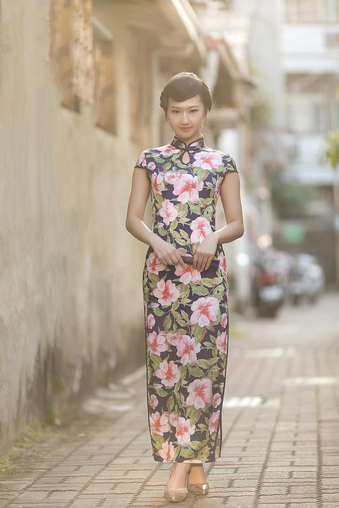 台南旗跑 | 旗袍寫真 18
