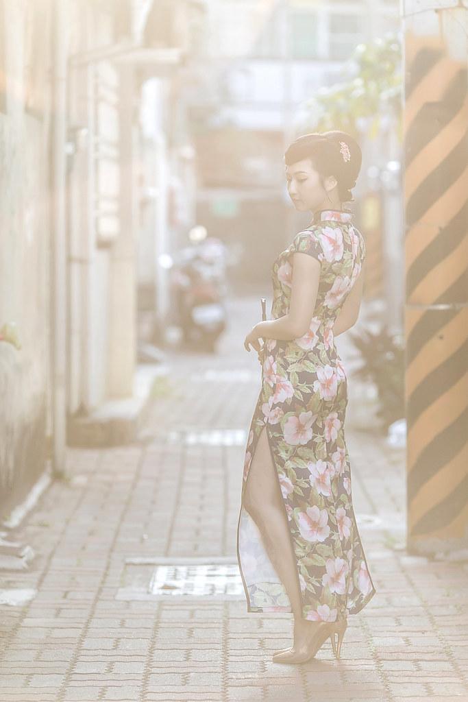 台南旗跑 | 旗袍寫真 15
