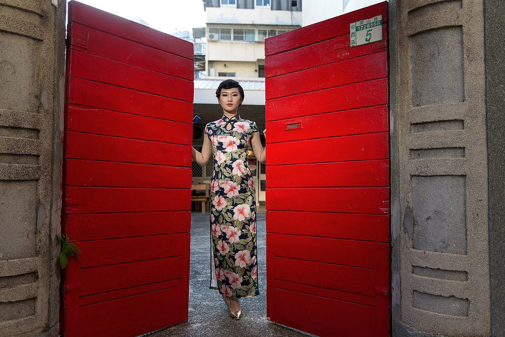 台南旗跑 | 旗袍寫真 13