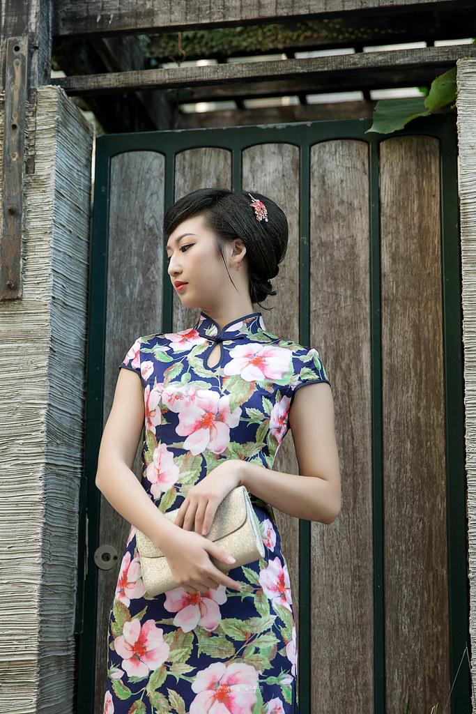 台南旗跑 | 旗袍寫真 11