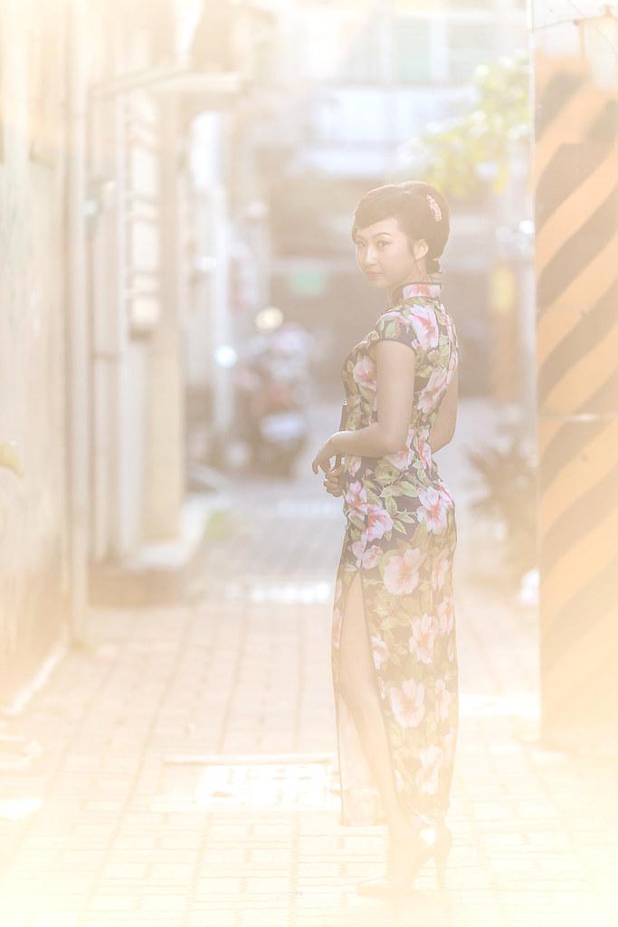 台南旗跑 | 旗袍寫真 8