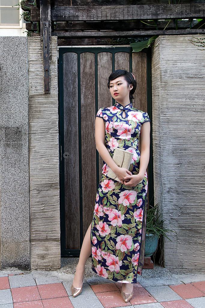 台南旗跑 | 旗袍寫真 6