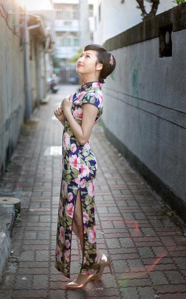 台南旗跑 | 旗袍寫真 5