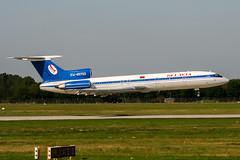 EW-85703 (PlanePixNase) Tags: hannover aircraft airport planespotting haj eddv langenhagen belavia tupolev tu154