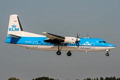 PH-LXP (PlanePixNase) Tags: hannover aircraft airport planespotting haj eddv langenhagen klm cityhopper fokker 50 f50