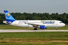 D-AICC (PlanePixNase) Tags: hannover aircraft airport planespotting haj eddv langenhagen condor airbus 320 a320