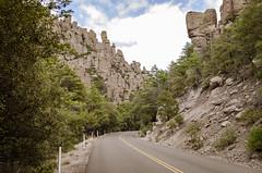Bonita Canyon Landscape 2 (rschnaible (Off Back Soon)) Tags: arizona us usa southwest desert chiricahua national monument landscape outdoor mountains forest trees bonita canyon
