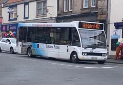 Borders Buses 10701 MX07 NTU (17/07/2019) (CYule Buses) Tags: service477 bordersbuses wcm westcoastmotors solo optare optaresolo mx07ntu 10701