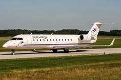 D-ACRC (PlanePixNase) Tags: hannover aircraft airport planespotting haj eddv langenhagen eurowings canadair crj crj200 crj2 lufthansa