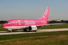 D-AHLD (PlanePixNase) Tags: hannover aircraft airport planespotting haj eddv langenhagen hlx hapaglloyd express tmobile boeing 737 b735 737500 tui