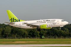 OY-APL (PlanePixNase) Tags: hannover aircraft airport planespotting haj eddv langenhagen dba deutscheba boeing 737 b735 737500