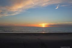 sunset (DirkVandeVelde ( very busy)) Tags: europa europ europe frankrijk france sony sea strand sunset zee zonsondergang puestadelsol nordpasdecalais bercksurmer côtedopale