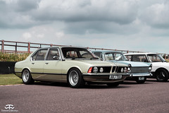 BMW E23 7-Series (TimelessWorks) Tags: time less works timeless timelessworks tw goodwood retro rides retrorides weekender retroridesweekender rrw 2019 england auto car automobile automotive vehicle bil carmeet event carevent carshow track circuit low lowered lowlife stance fitment modified tuning becauseracecar euro edm european luxury cruiser sedan barge
