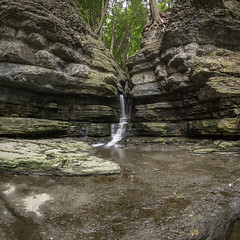 Cascade (Kevin Tataryn) Tags: waterfall rock forest woods canada ontario nikon d500 tokina 1116 escarpment nature landsacpe