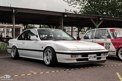 Honda Prelude (TimelessWorks) Tags: time less works timeless timelessworks tw goodwood retro rides retrorides weekender retroridesweekender rrw 2019 england auto car automobile automotive vehicle bil carmeet event carevent carshow track circuit low lowered lowlife stance fitment modified tuning becauseracecar tuner jdm japanese import
