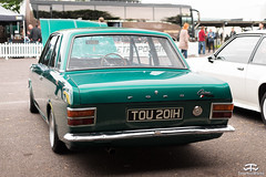 Ford Cortina TRD swap (TimelessWorks) Tags: auto england time retro works rides less tw goodwood timeless weekender 2019 rrw retrorides timelessworks retroridesweekender car automobile track european euro low engine automotive 1600 event swap toyota bil vehicle modified tuning circuit edm lowered beams carshow stance trd lowlife carmeet fitment engineswap fastford 3sge carevent becauseracecar