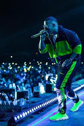 Daddy Yankee fan photo