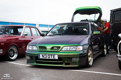 Nissan Primera GT (TimelessWorks) Tags: time less works timeless timelessworks tw goodwood retro rides retrorides weekender retroridesweekender rrw 2019 england auto car automobile automotive vehicle bil carmeet event carevent carshow track circuit low lowered lowlife stance fitment modified tuning becauseracecar tuner jdm japanese import
