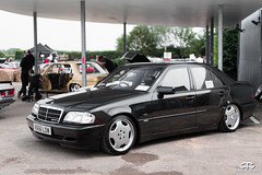 Mercedes-Benz W202 AMG (TimelessWorks) Tags: time less works timeless timelessworks tw goodwood retro rides retrorides weekender retroridesweekender rrw 2019 england auto car automobile automotive vehicle bil carmeet event carevent carshow track circuit low lowered lowlife stance fitment modified tuning becauseracecar euro edm european mercedes benz merc