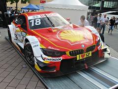 85 BMW M4 DTM (2015) (robertknight16) Tags: bmw 2010s m4 m4dtm racecar racingcar autosport farfus frankfurt frankfurt2015 dtm