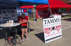 20190504_1517_415_ElectionDay-Colleyville (EasyAim) Tags: 2019 colleyville tx texas election electionday campaigns citycouncil schoolboard gcisd