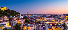 _DS20969 - Lisbon Skyline (AlexDROP) Tags: 2019 portugal lisboa lisbon europe art travel architecture color cityscape skyline city bridge bluehour nikond750 afsnikkor28300mmf3556gedvr best iconic famous mustsee picturesque postcard panoramic