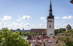 8I6A7470 (Greg Meyer MD(H)) Tags: tallinn estonia church steeple religion skyline europe view scenic medieval oldtown travel bucketlist