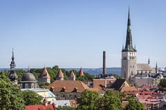 8I6A7469 (Greg Meyer MD(H)) Tags: tallinn estonia church steeple religion skyline europe view scenic medieval oldtown travel bucketlist