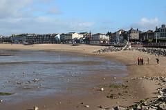 Morecambe beach (Ian Press Photography) Tags: morecambe lancs lancashire seaside sea side coast beach beaches