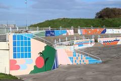 Arena, Morecambe (Ian Press Photography) Tags: morecambe lancs lancashire seaside sea side coast