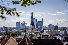 8I6A7467 (Greg Meyer MD(H)) Tags: tallinn estonia church steeple religion skyline europe view scenic medieval oldtown travel bucketlist