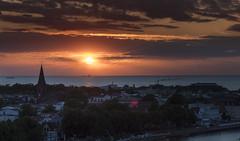 8I6A7371 (Greg Meyer MD(H)) Tags: tallinn estonia church steeple religion skyline europe view scenic medieval oldtown travel bucketlist sunset
