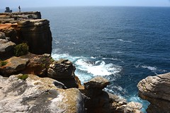 man-and-cliffs-4047 (Pixel Peasant) Tags: peniche portugal