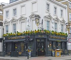 St. George`s Tavern, London SW1. (piktaker) Tags: london londonsw1 sw1 pub inn bar tavern publichouse stgeorgestavern