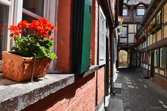 Schuhhof (r.wacknitz) Tags: quedlinburg harz harzmountains schuhhof architektur altstadt architecture sachsenanhalt historic outside nikond5600 tamron18200 flickrunitedaward